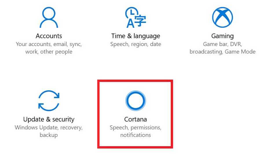Windows-10-Cortana-Settings