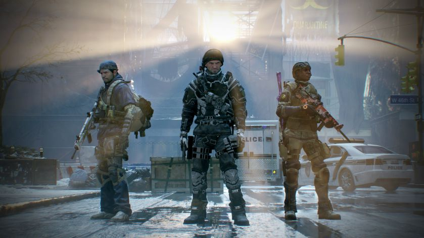 The Division Update 1.18