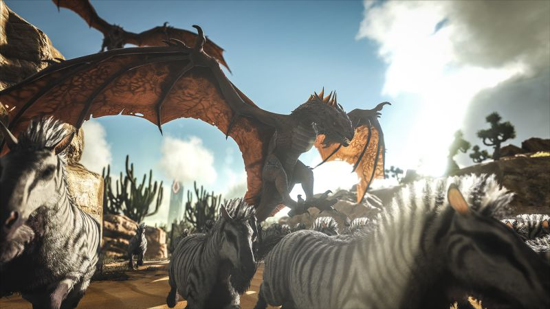 ARK version 1.50 PS4 Patch Notes