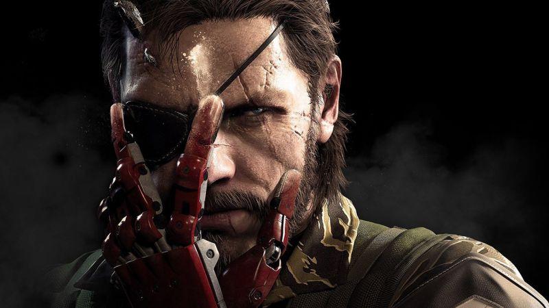 Metal Gear Solid 5 update 1.16