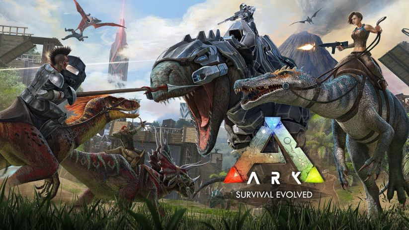 ARK UPDATE 1 60 for PS4, Read What's New and Fixed