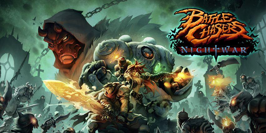 Battle Chasers Nightwar update 1.03