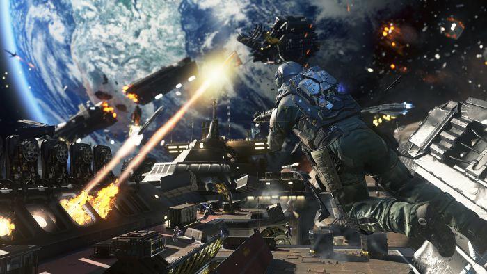 COD Infinite Warfare 1.25