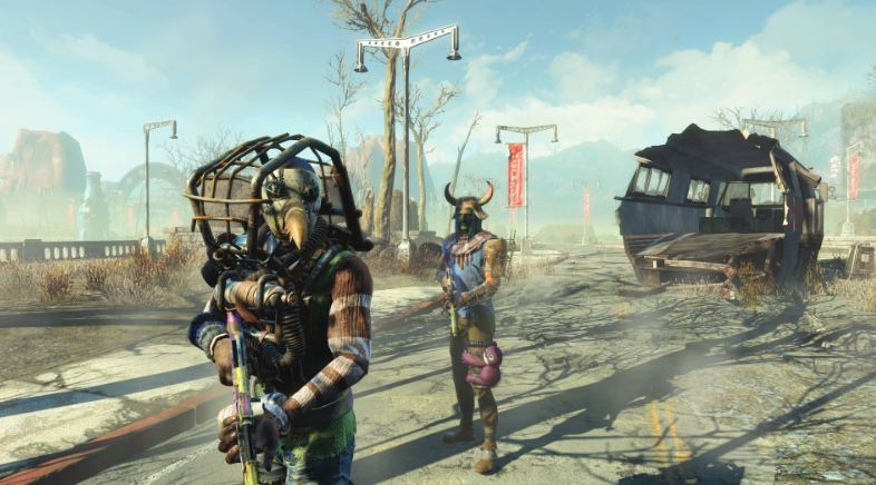 Fallout 4 Update 1.26 for PS4 and Xbox One.
