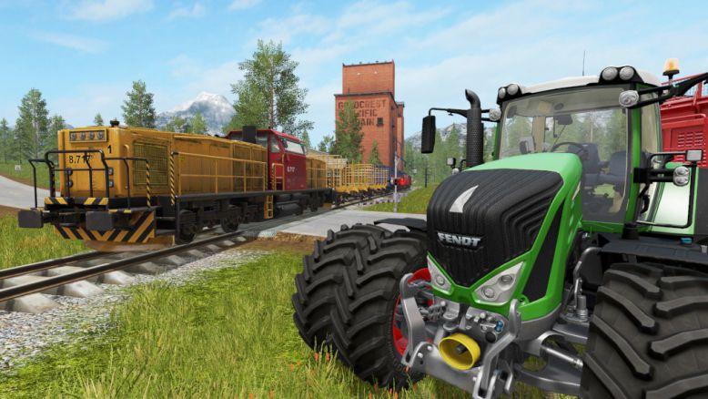 Farming Simulator 17 1.5.3