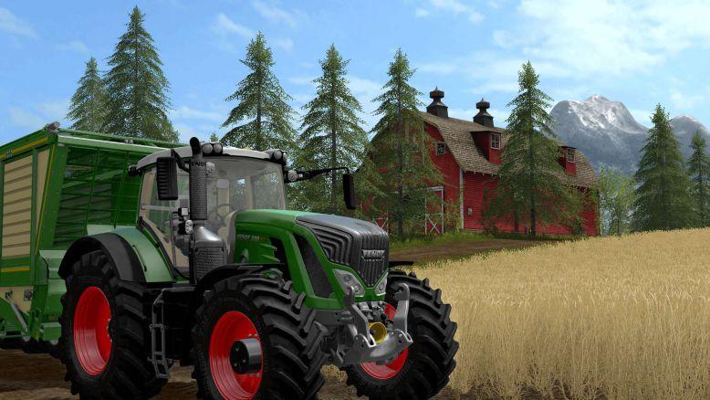 Farming Simulator 17 Update 1.53