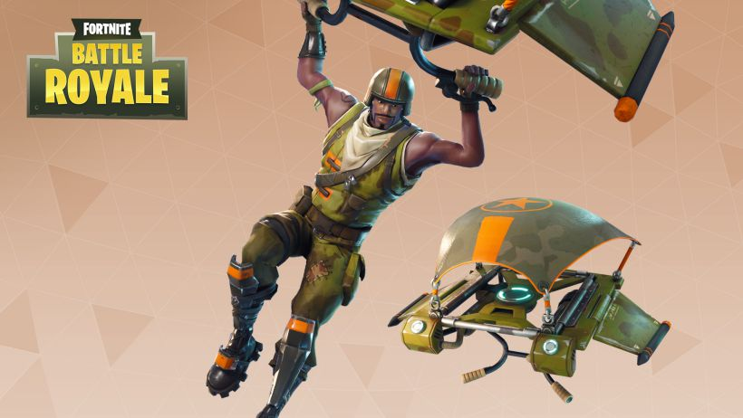 FORTNITE UPDATE 1 29 adds New Shotguns and More - Patch Notes