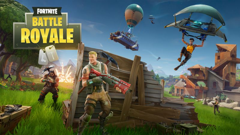 Fortnite Update 1.30 Patch Notes