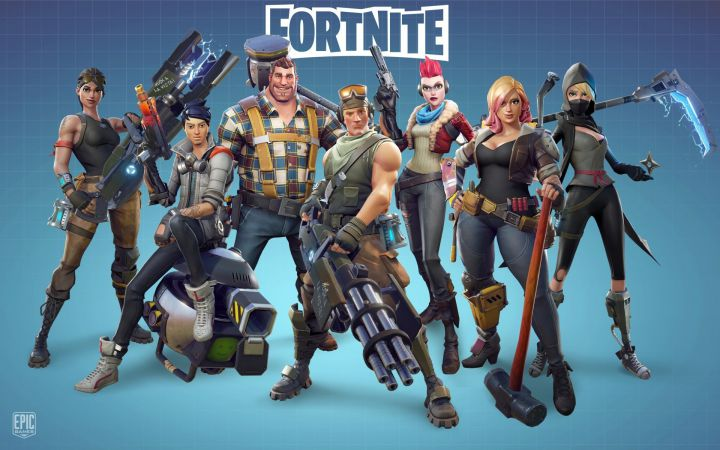 Fortnite version 1.39 Patch Notes