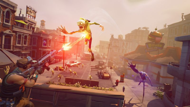 Fortnite version 1.37 Patch Notes for PS4