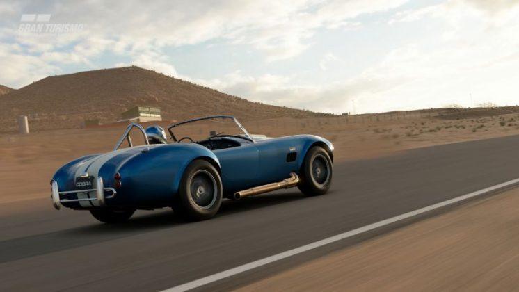 Gran Turismo Sport Aktualisierung 1.60 Details