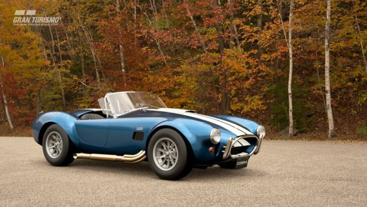 Gran Turismo Sport January Update cars