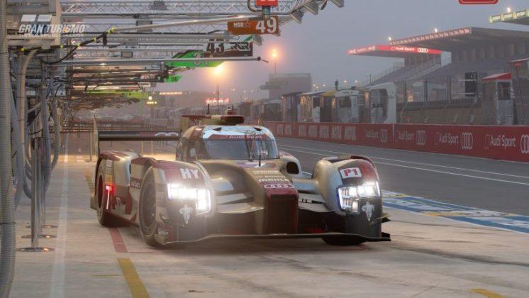 Gran Turismo Sport Update 1.14
