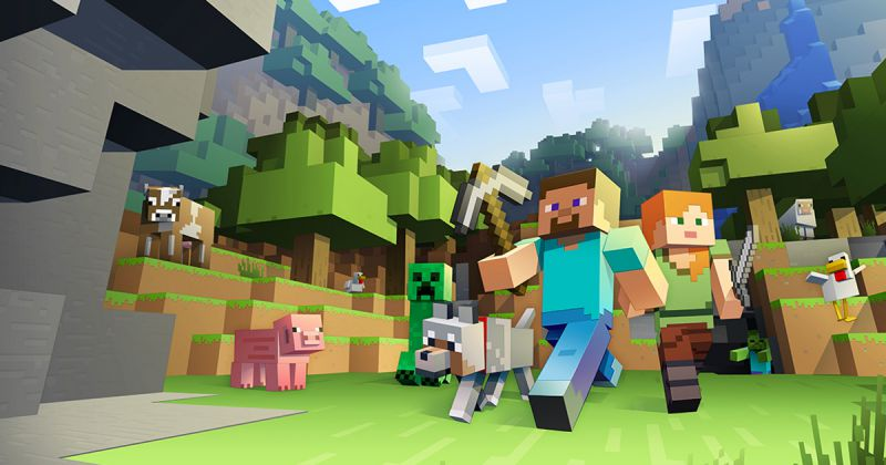 Minecraft PS4 Update 2.10 Patch Notes