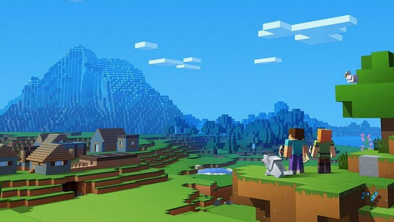 Minecraft 1.62 for PS4 and PS3 (2)