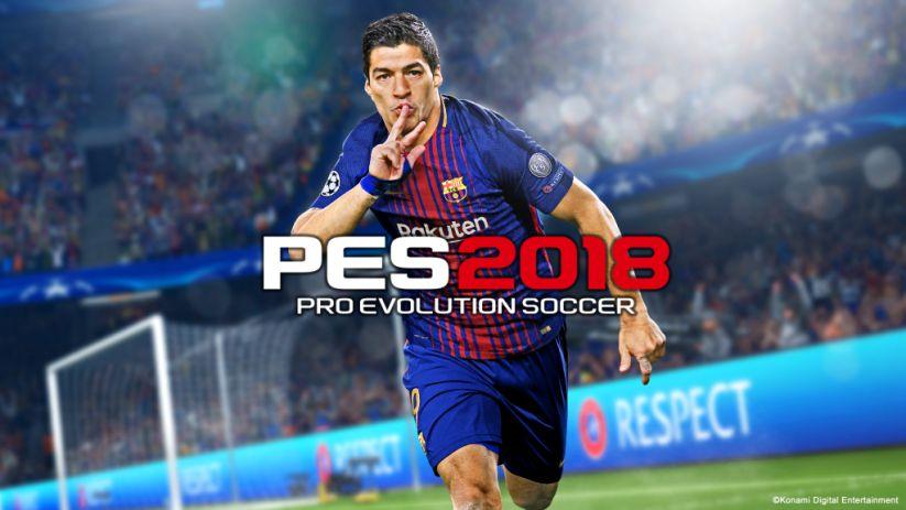 PES 2018 Update 1.04 Datapack 3