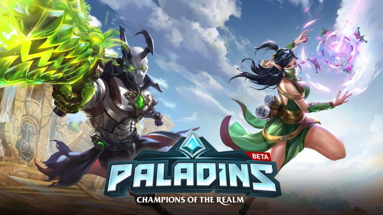 Paladins update 1.45