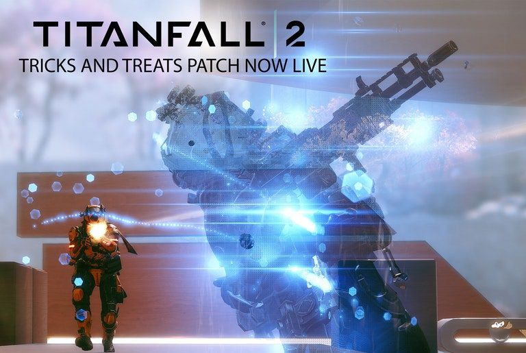 Titanfall 2 Tricks and Treats Patch Notes
