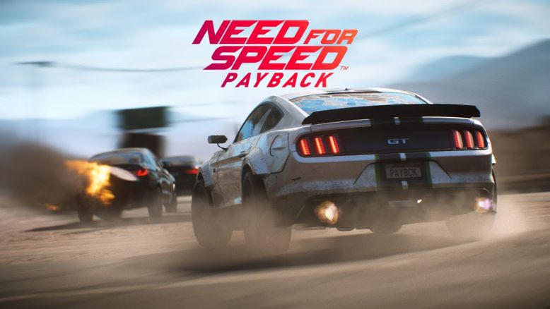 need for Speed Payback update 1.07