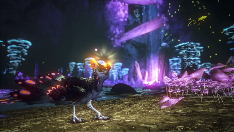 ARK Update 1 51 adds Aberration DLC on PS4, Xbox One & PC