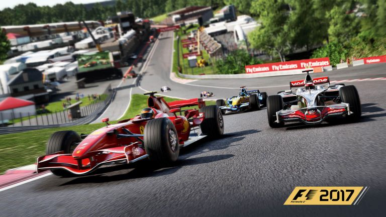 F1 2017 Update 1.12 for PS4 and Xbox One