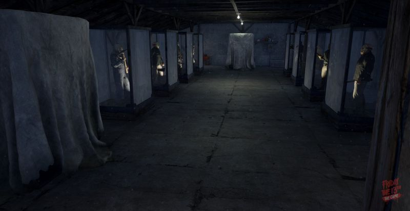 Friday the 13th game update 1.22 Virtual Cabin 2.0 Sihmar (3)