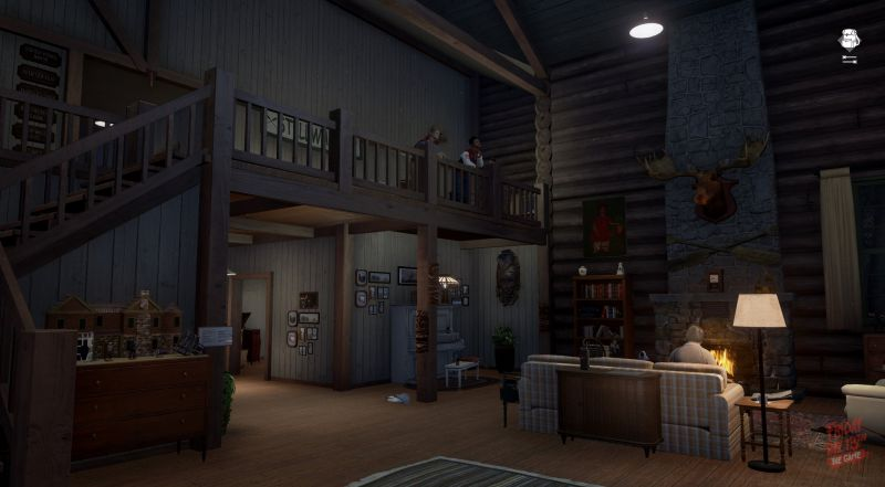 Friday the 13th Game UPDATE 1.23 PS4 Patch Notes
