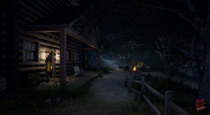 Friday the 13th game UPDATE 1.22 PS4 Virtual Cabin 2.0 Sihmar (7)