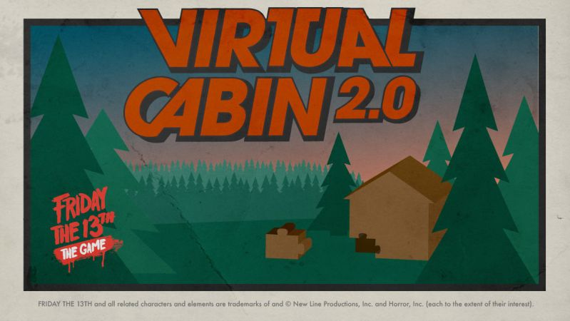 Friday the 13th UPDATE 1.22 Virtual Cabin 2.0 Sihmar (1)