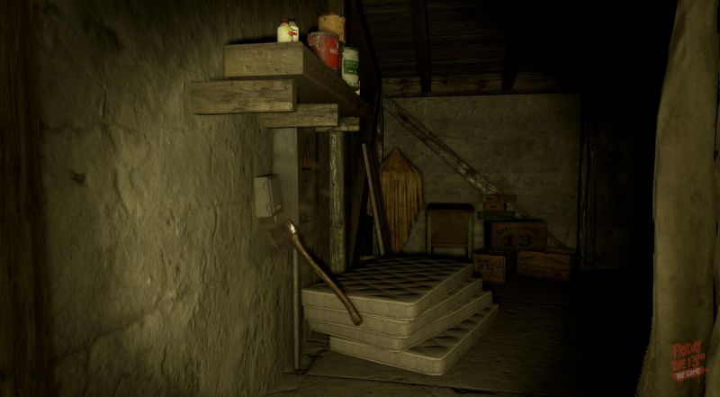 Friday the 13th update 1.25 Virtual Cabin 2.0 Sihmar (8)