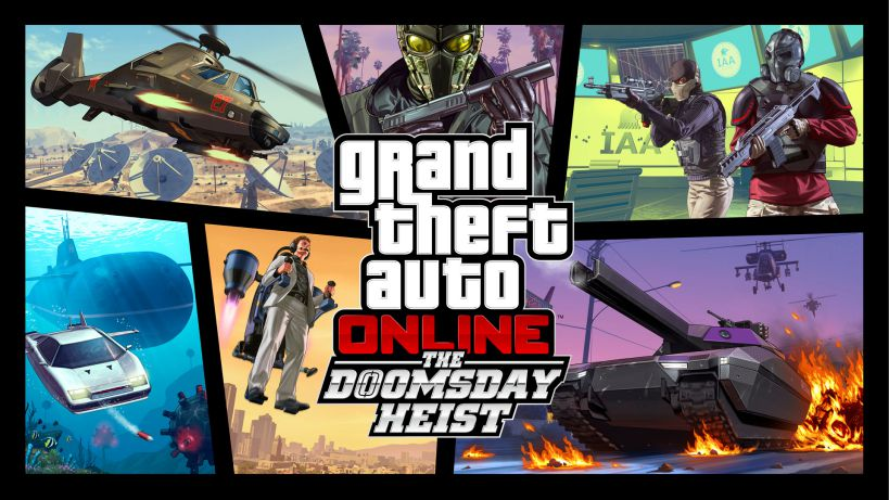 Grand Theft Auto 5 Update 1.35 Patch Notes