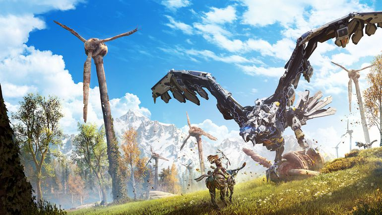 Horizon Zero Dawn 1.52 Patch Notes