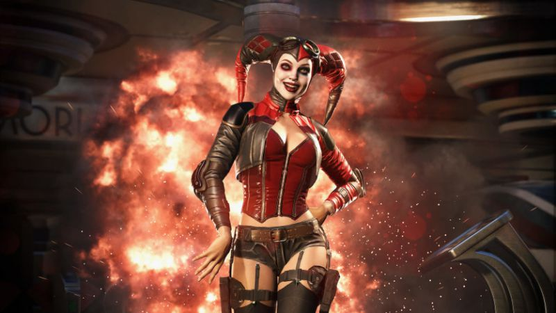 Injustice 2 1.14 PS4 Patch notes