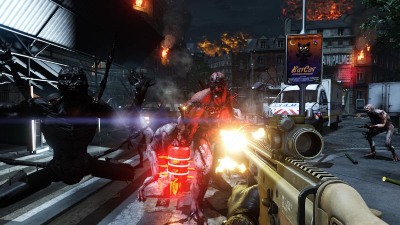 Killing Floor 2 update 1.20 Patch notes for PS4 Xbox One