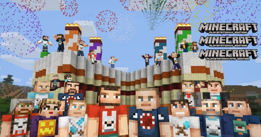 Patch Note maj 2.06 Minecraft PS4 (Minecraft mise a jour 2.06)