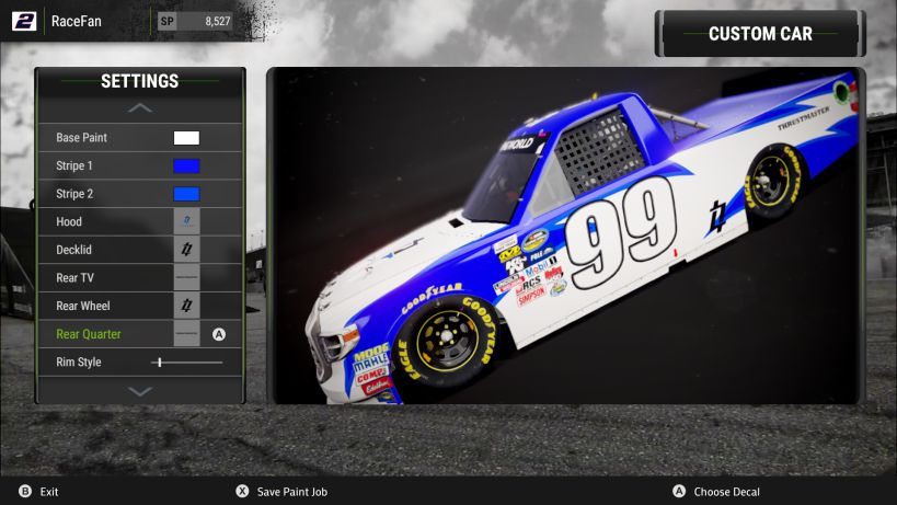 Nascar Heat 5 Update 1.16 Patch Notes (NH5 1.16)