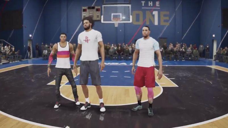 NBA Live 18 version 1.08