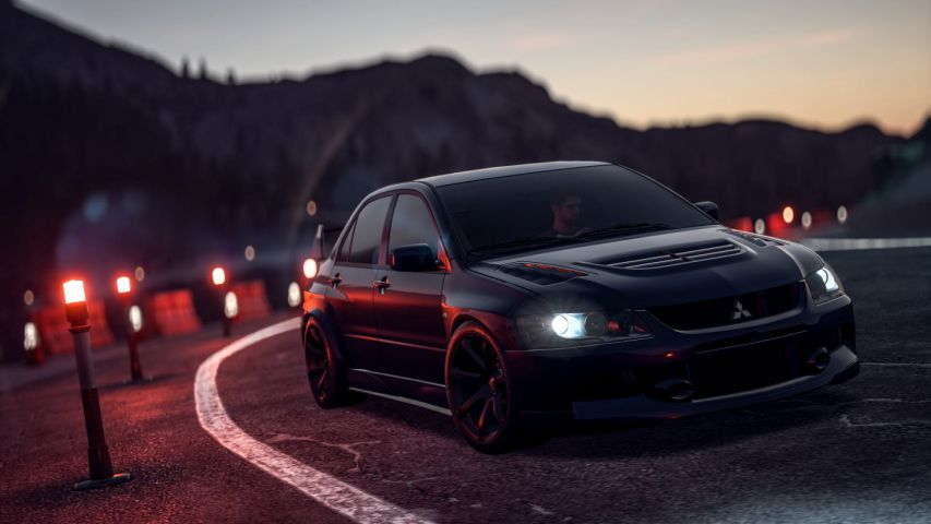 Need for Speed version 1.05 PS4 patch Notes