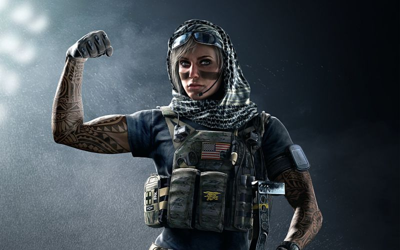 Rainbow Six Siege Update 1.44 Patch Notes