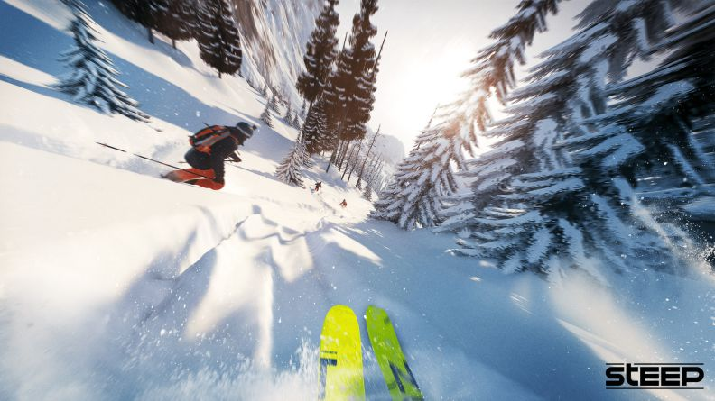 Steep 1.15 PS4 Patch Notes