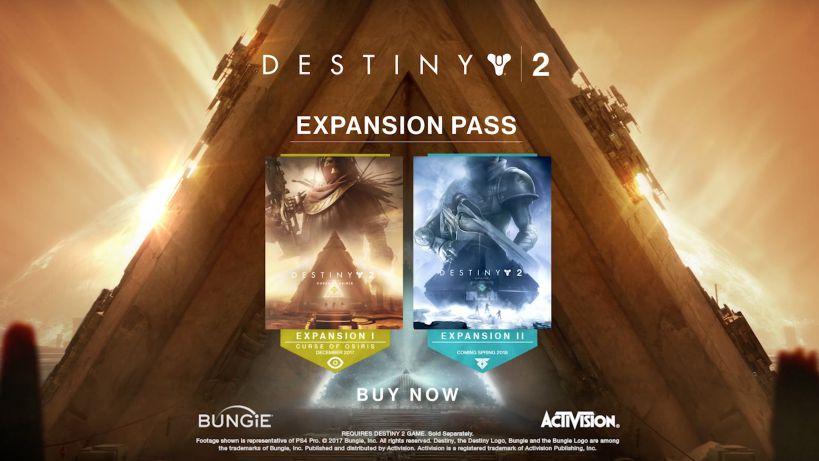 destiny 2 1.11 Curse of Osiris DLC