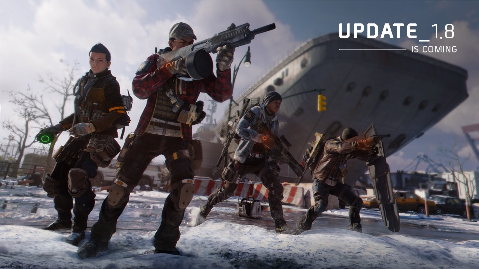 the Division 1.17 patch notes