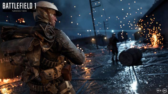 Battlefield 1 update 1.25 changelog