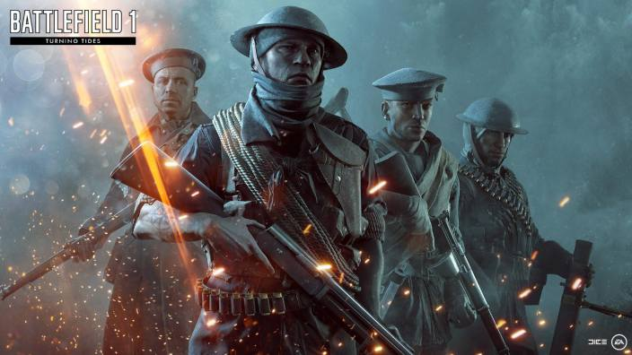 Battlefield 1 1.18