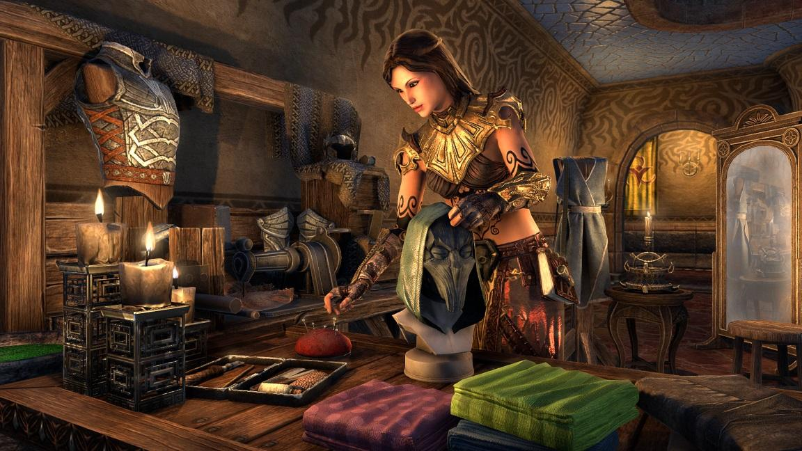 ESO Update 1 32, Read What's New and Fixed