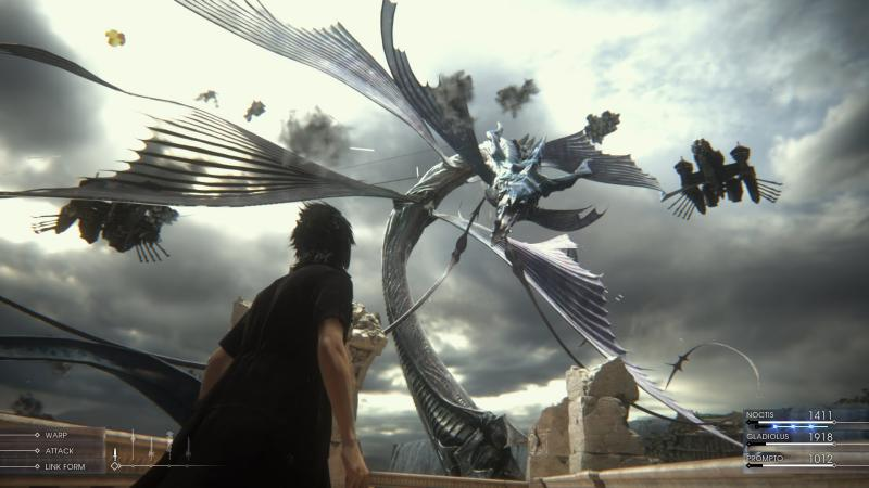 Final Fantasy XV 1.21 Patch Notes