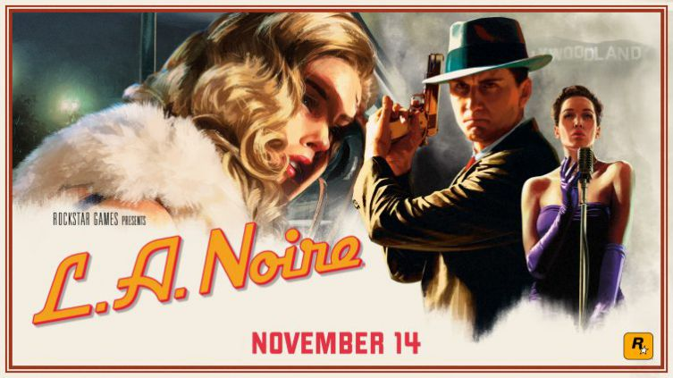 LA Noire version 1.03 for PS4
