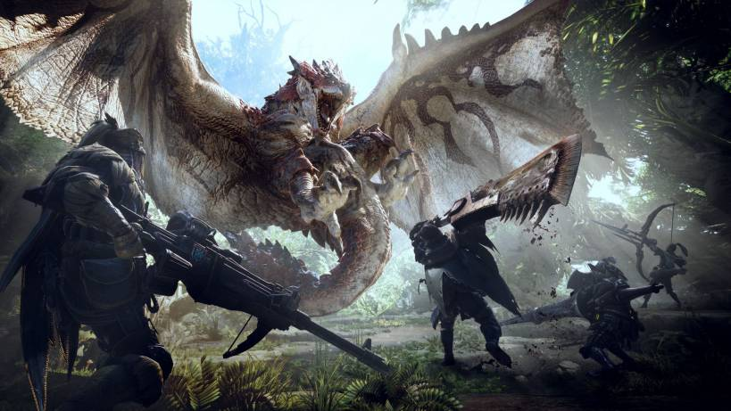 MH World Update 1.03 Patch Notes