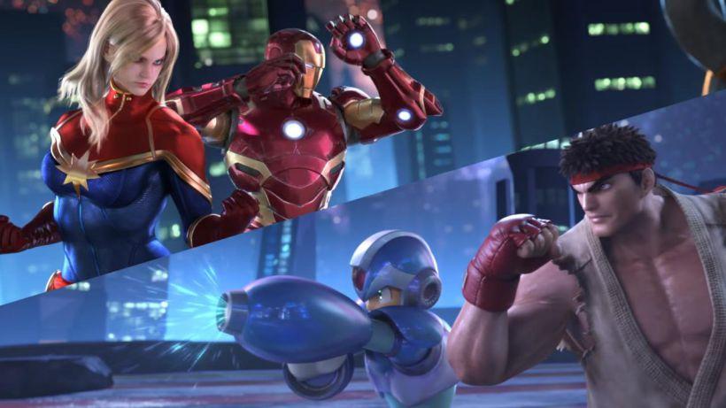 Marvel vs Capcom Infinite update 1.06 Sihmar