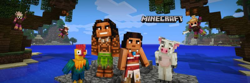 Minecraft update 1.66 for PS4 and PS3